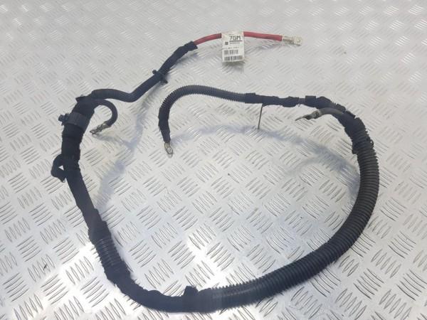Проводка opel insignia
