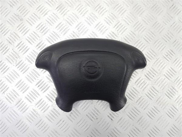 Подушка безопасности водителя opel astra f