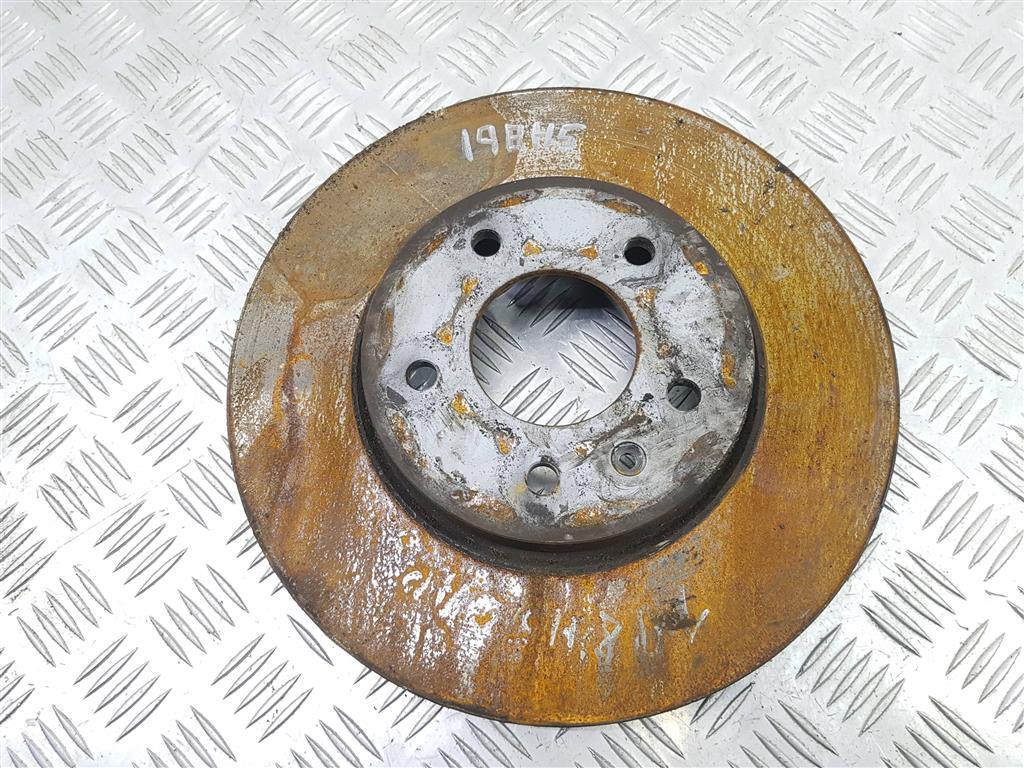 Диск тормозной передний chevrolet captiva c100 Артикул: 46555
