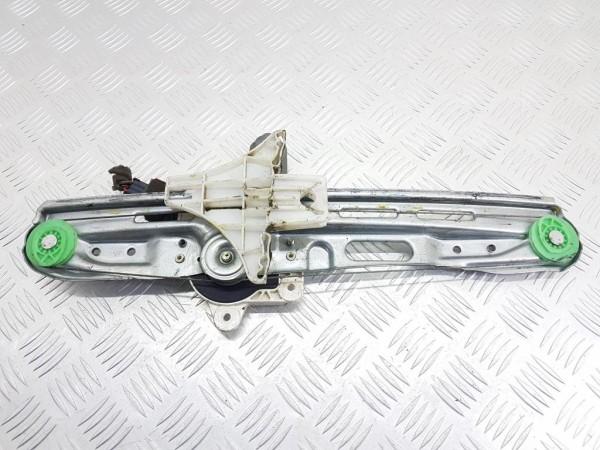 Стеклоподъемник электрический задний правый opel signum