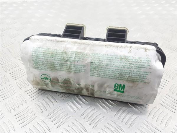 Подушка безопасности пассажира opel zafira a