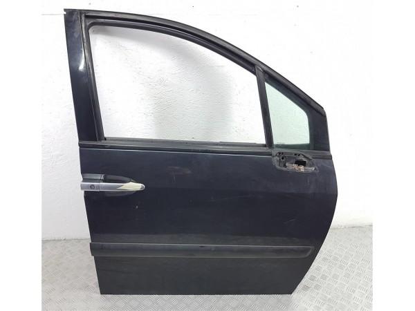 Дверь передняя правая peugeot 807