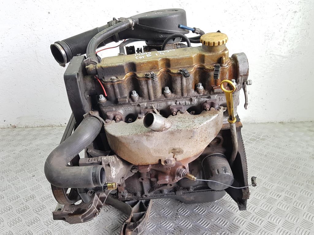Двигатель opel corsa b Артикул: 24524
