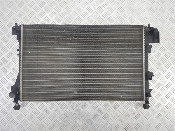 Радиатор основной opel vectra c