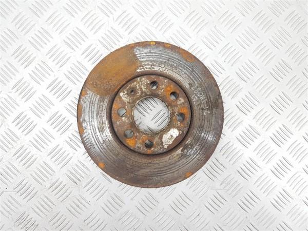 Диск тормозной передний opel astra g