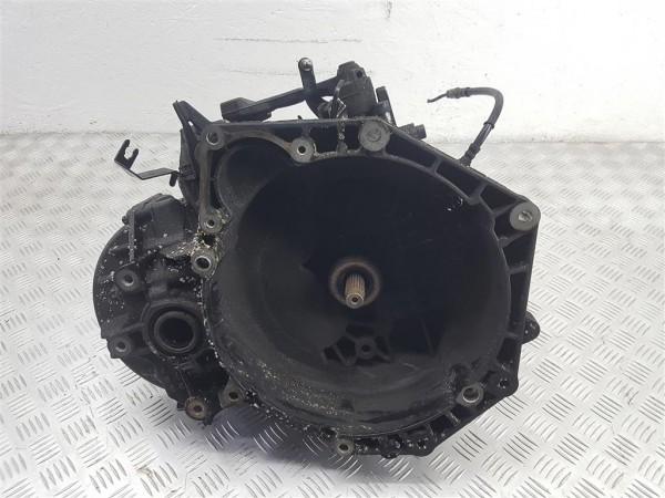 КПП механическая (МКПП) opel astra h