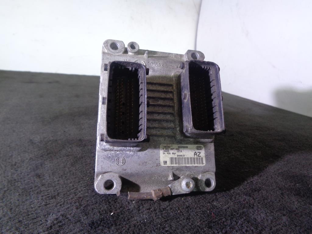 Блок управления двигателем opel agila a Артикул: 2981