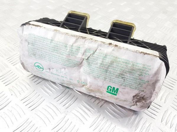 Подушка безопасности пассажира opel astra g