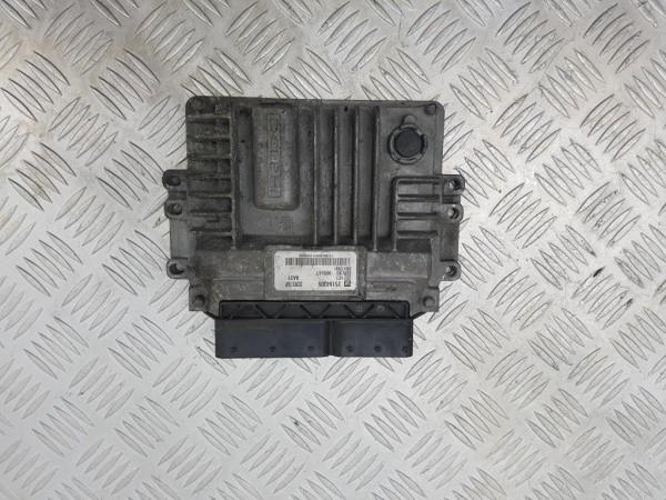 Блок управления двигателем opel antara